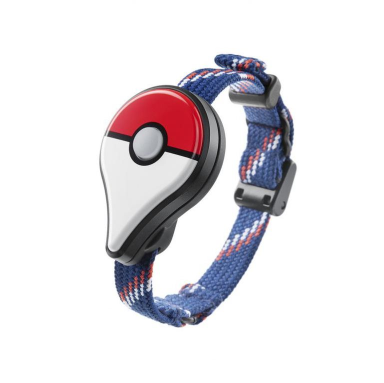 Pokémon GO Plus polsband